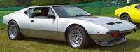 1979 De Tomaso Pantera Overview