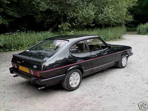 Ex0h's 1985 Ford Capri
