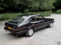 1985 Ford Capri Picture Gallery