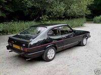 1985 Ford Capri Overview