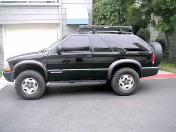 2001 Chevrolet Blazer 2 Dr LS 4WD SUV - Pictures - 2001 Chevrolet ...