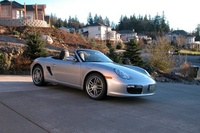 2005 Porsche Boxster Base picture, exterior