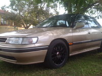 1991 Subaru Liberty Overview