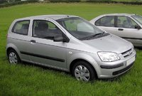 Picture of 2004 Hyundai Getz, exterior