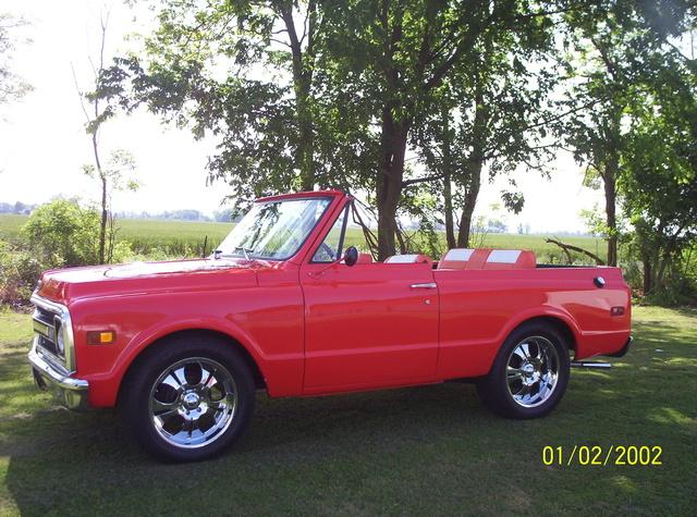 Picture of 1970 Chevrolet Blazer, exterior, gallery_worthy