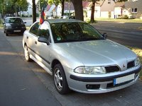Picture of 1999 Mitsubishi Carisma, exterior, gallery_worthy