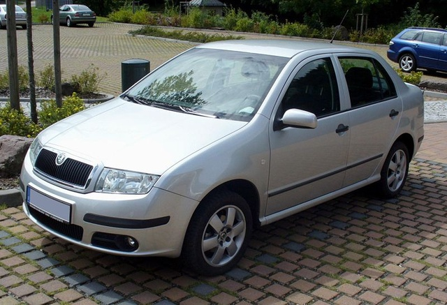 Picture of 2003 Skoda Fabia, exterior, gallery_worthy