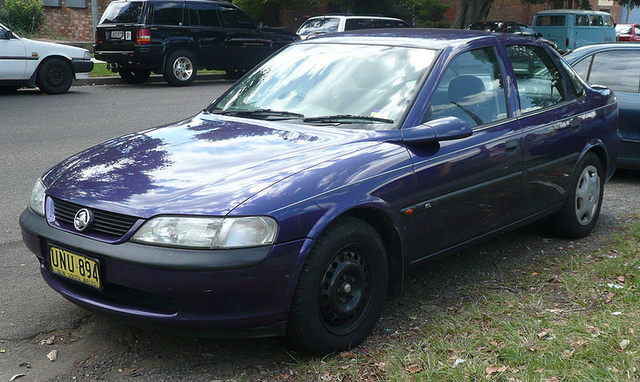 Picture of 1997 Holden Vectra