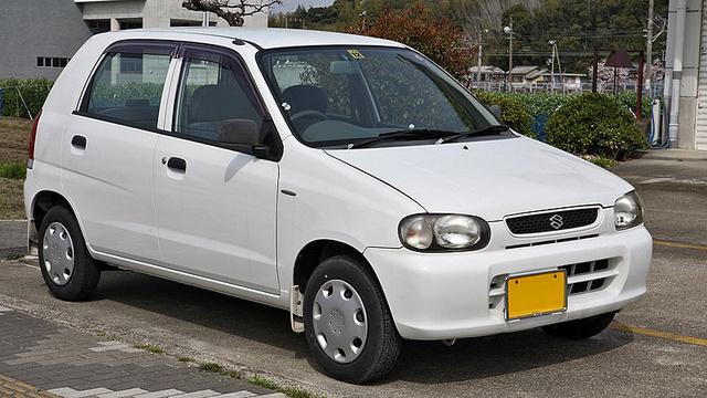 Picture of 2007 Suzuki Alto