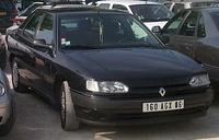 1996 Renault Safrane Overview