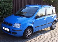 2005 Fiat Panda Picture Gallery