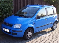 2005 FIAT Panda Overview