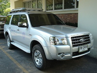 2007 Ford Endeavour Overview
