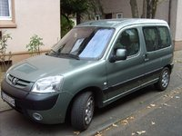2007 Peugeot Partner Overview
