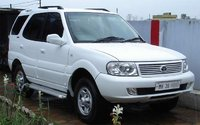 1999 Tata Safari Overview