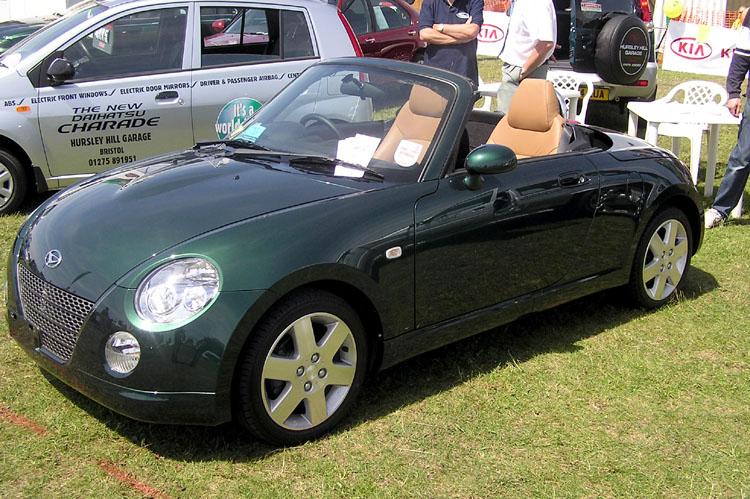 2005 Daihatsu Copen Pictures