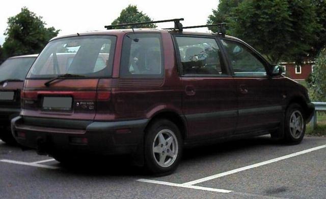 Picture of 1997 Hyundai Santamo, exterior