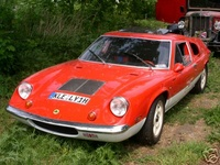 1969 Lotus Europa Overview