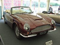 1966 Aston Martin DB6 Overview