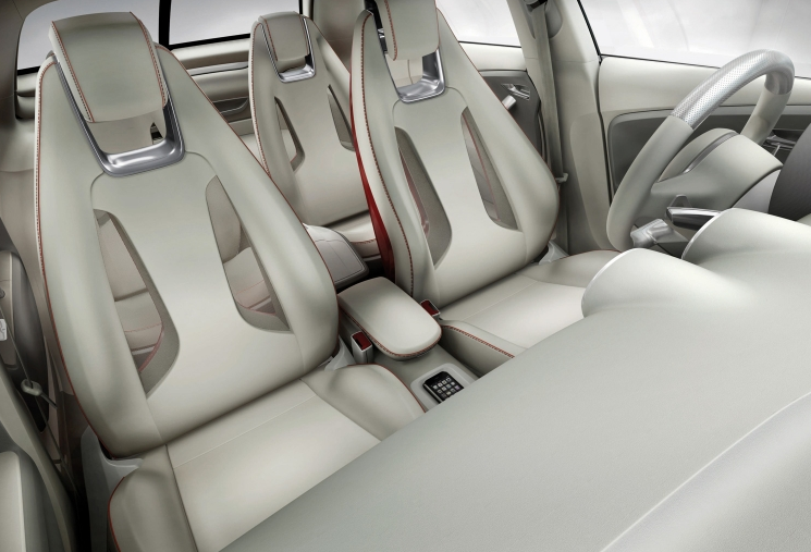 Audi A1 Interior. Audi A1 Sport Interior.