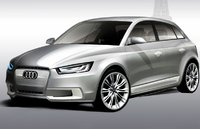 2010 Audi A1 Overview