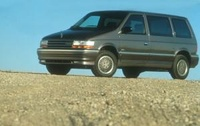Picture of 1995 Chrysler Voyager, exterior