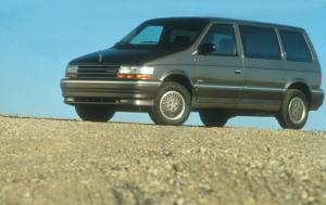 Picture of 1995 Chrysler Voyager