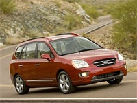 2008 Kia Rondo Picture Gallery