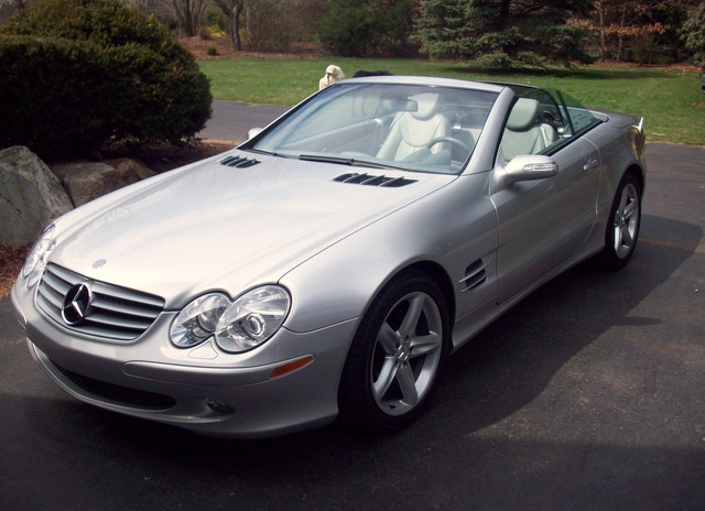 Picture of 2004 Mercedes-Benz SL-Class SL500
