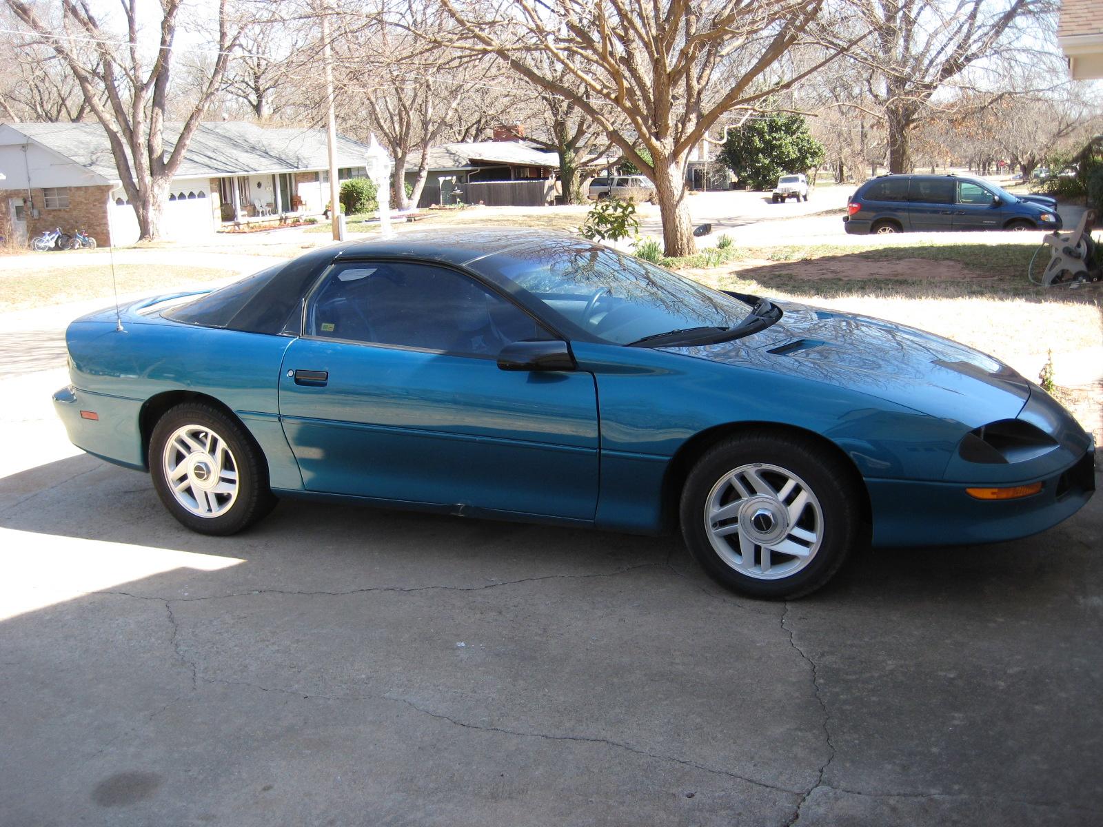 1995 Chevrolet Camaro - Exterior Pictures - CarGurus