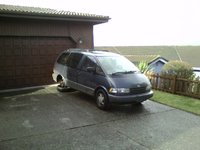 Picture of 1992 Toyota Previa 3 Dr LE All-Trac AWD Passenger Van, exterior, gallery_worthy