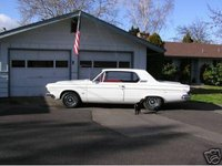 63dart's 1963 Dodge Dart, exterior