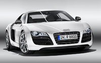 2010 Audi R8, Front Right Quarter View, exterior, manufacturer
