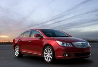 2010 Buick LaCrosse, Front Right Quarter View, manufacturer, exterior