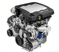 2010 Buick LaCrosse, Engine View, engine, manufacturer