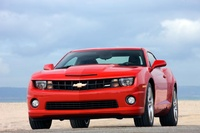 2010 Chevrolet Camaro, Front View, exterior, manufacturer