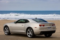 2010 Chevrolet Camaro, Back Left Quarter View, manufacturer, exterior