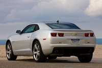 2010 Chevrolet Camaro, Back Left Quarter View, exterior, manufacturer