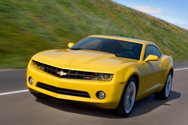Chevy Camaro SS - Regency Car Rentals