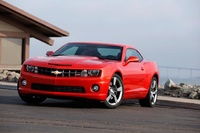 2010 Chevrolet Camaro Picture Gallery