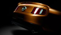 2010 Ford Shelby GT500, Exterior View, exterior, manufacturer
