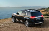 2010 GMC Terrain, Back Left Quarter View, exterior, manufacturer