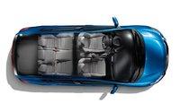2010 Honda Insight, Overhead View, exterior, interior, manufacturer