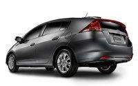 2010 Honda Insight, Back Left Quarter View, exterior, manufacturer