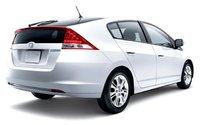2010 Honda Insight, Back Right Quarter View, exterior, manufacturer