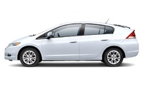 2010 Honda Insight, Left Side View, exterior, manufacturer