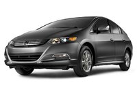2010 Honda Insight, Front Left Quarter View, exterior, manufacturer