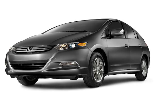 2010 Honda Insight, Front Left Quarter View, manufacturer, exterior