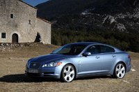 2010 Jaguar XF, Front Left Quarter View, exterior, manufacturer