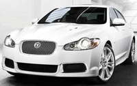 2010 Jaguar XF, Front Right Quarter View, manufacturer, exterior